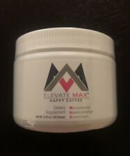 ☕️Elevate MAX HAPPY COFFEE TUB AND  EXTREME ENERGY BY ELEVACITY new 3-5 Delivery