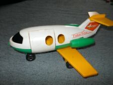 Fisher Price Vintage 1980 Little People Airplane # 182