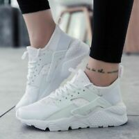 Womens Outdoor Sports Shoes Breathable Casual Running Athletic Sneakers Trainers