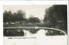 CPA-Carte Postale-Belgique-Liège-Etang du Square d'Avroy-1903 VM26972m