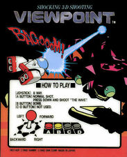 Viewpoint Neo Geo Arcade Marquee