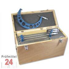 Mikrometer Satz 100 - 200 mm Bügelmessschraube Messschraube Bügelmessschrauben