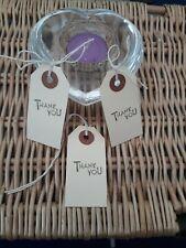 confezione da 100 Etichette Crema Manilla cordati 120mm x 60mm ETICHETTE BAGAGLI Etichette di stringa