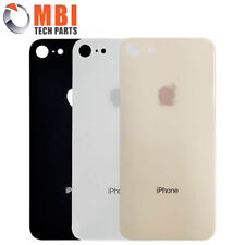 "iPhone 8 4.7"" Replacement Back Rear Glass Battery Cover (Adhesive Inc) - White"