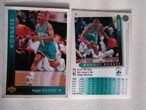 Upper Deck 1993 ~ N.B.A Basketball Season 93/94 Card Variants (e22)