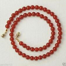 Carnelian Round Costume Necklaces & Pendants