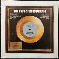 Best of Deep Purple⭐️NM 🔥Scepter Records shrink Prog Heavy Rock Metal