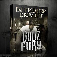 Dj Premier Drum Samples Hip Hop Drum Kit Native Instruments Maschine Komplete