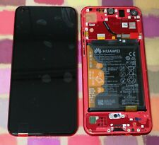 GENUINE RED HONOR 20 VIEW LCD SCREEN DISPLAY FRAME PCT-L29