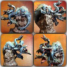 Nr.35 M DeAgostini Figuren Griesche MYTHEN / GÖTTER Drachen Hydra / LEMACAN