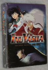 InuYasha - Complete Season Series Two 2 - DVD Box Set - NEW & SEALED Inu Yasha
