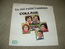 "COLLAGE "" TU MI RUBI L'ANIMA "" SANREMO'77  ITALY"