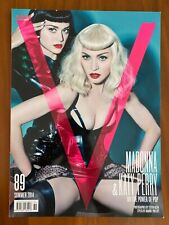 More details for madonna v magazine cover 2/3 #89 summer 2014 katy perry limited edition