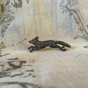 Fox Drawer Door Knob, Vintage French Antique Style Handle for Cupboards Cabinets