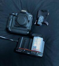 Canon EOS 1D X Mark II 20.2MP Digital SLR Camera - Body + Batteries