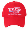 Donald Trump 2020 Keep Make America Great Cap President Election Hat Red US QE
