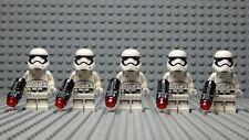 LEGO Star Wars First Order Stormtrooper Minifigure Lot 75166 75132