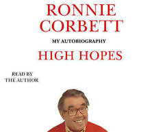 High Hopes: My Autobiography by Ronnie Corbett (CD-Audio, 2011)