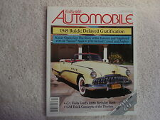 Collectible Automobile 2003 December Buick Ford Nash Dodge S/S Corvair Kaiser