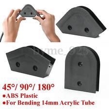 3Pcs/Set Rigid Acrylic Tubing Bender Tool for 14mm Tube PC Water Liquid Cooling