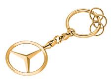 Mercedes-Benz Key Fob Brussels Gold B66953741 Genuine New