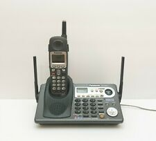 Panasonic KX-TG6500 2 Line 5.8 GHz GigaRange Expandable Cordless Phone System
