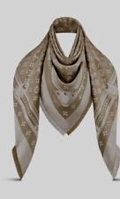 louis vuitton shawl squar monogram jet