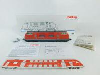 BO1-2# Märklin H0/AC 3384 Diesellok Am 4/4 SBB NEM KK Delta/digital, s.g.+OVP