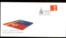 Gb definitives Fdc, 19 Oct 1993 Newcastle upon Tyne H/s #c 931