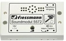 Viessmann 5572 Soundmodul Kettensaege