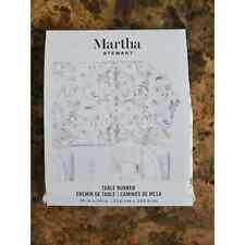 Martha stewart luxurious table runner