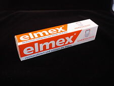Elmex anticaries Toothpaste 75 ml (2,64 oz), Fresh fro Germany, Fits with Aronal