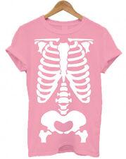 HALLOWEEN SKELETON, Costume Dress Up, funny, unique Tumblr, goth present T Shirt