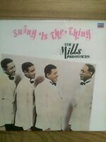 The Mills Brothers – Swing Is The Thing Decca – MOR535 Vinyl, LP, Compilation