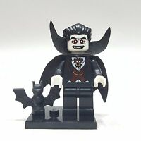 "LEGO Collectible Minifigure #8684 Series 2 ""VAMPIRE"" (Complete)"