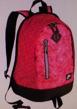 Nike Kids' Cheyenne Backpack Color Vivid Pink/black Matte/silver New