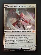 GISELA, LAMA SPEZZATA - GISELA, THE BROKEN BLADE FOIL ITA - MTG MAGIC [MF]