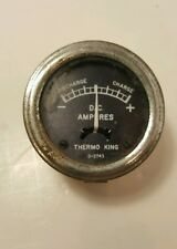 THERMO KING AMP METER D.C. AMPERES GUAGE D - 2743 CHARGE DISCHARGE Make an offer