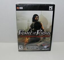 Prince of Persia  The Forgotten Sands   dvd-rom   NEW   PC