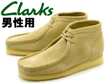 Clarks Originals Womens ** Wallabee  Boots ** Maple Suede ** UK 4,5,6,7,8 D