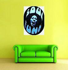 Motown Soul Funk Giant Picture Art Poster Print