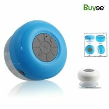 Waterproof Speaker Wireless Bluetooth Phone call TF Suction Car/ BATHROOM Shower