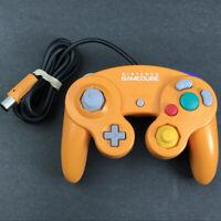 Nintendo Gamecube SPICE ORANGE CONTROLLER Official OEM Tested DOL-003