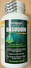 DASUQUIN WITH MSM for Small to Medium Dogs 84 Chewable Tablets