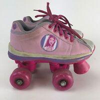 Barbie Bravo Child Size Roller Skates Children's Size 12 Fast Free Ship