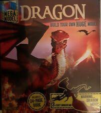 New 3-D Mega Model: Dragon by Deborah Kespert (Build Your Own Huge Dragon)