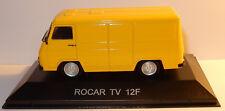 IXO DE AGOSTINI ALTAYA DIE CAST MODEL URSS USSR DDR ROCAR TV 12F 1/43 IN BLISTER