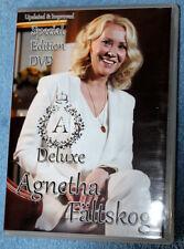ABBA/AGNETHA - ULTRA RARE 'A - Deluxe' DVD