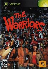 THE WARRIORS   ( JEUX MICROSOFT XBOX )   NO MANUAL