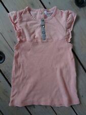 T-shirt tunique manches courtes rose KIDKANAÏ Taille 5 ans / 110 cm